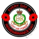 RMP Royal Military Police Remembrance Day Sticker