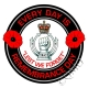 RAC Royal Armoured Corps Remembrance Day Sticker