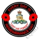 Royal Artillery Remembrance Day Sticker