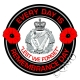 Royal Irish Regiment Remembrance Day Sticker