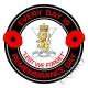 Royal Regiment Of Scotland Remembrance Day Sticker