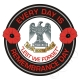 Royal Scots Greys Remembrance Day Sticker