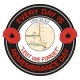 Suez Canal Zone Veterans Remembrance Day Sticker