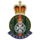 1st Btn Royal Green Jackets HM Armed Forces Veterans Sticker