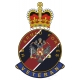 1st Queens Dragoon Guards HM Armed Forces Veterans Sticker