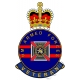 Duke Of Edinburghs Royal Regiment HM Armed Forces Veterans Sticker