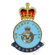 RAF Royal Air Force HM Armed Forces Veterans Sticker