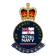 Royal Navy HM Armed Forces Veterans Sticker