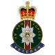 Worcestershire & Sherwood Foresters HM Armed Forces Veterans Sticker