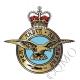 RAF Royal Air Force Logo / Crest Sticker