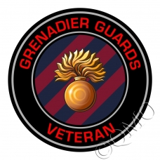 Grenadier Guards Veterans Sticker