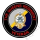 The Queens Regiment Veterans Sticker