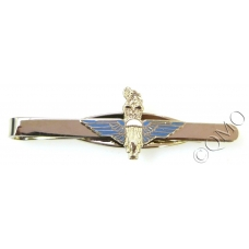 The Parachute Regiment Tie Bar / Slide / Clip (Metal / Enamel)